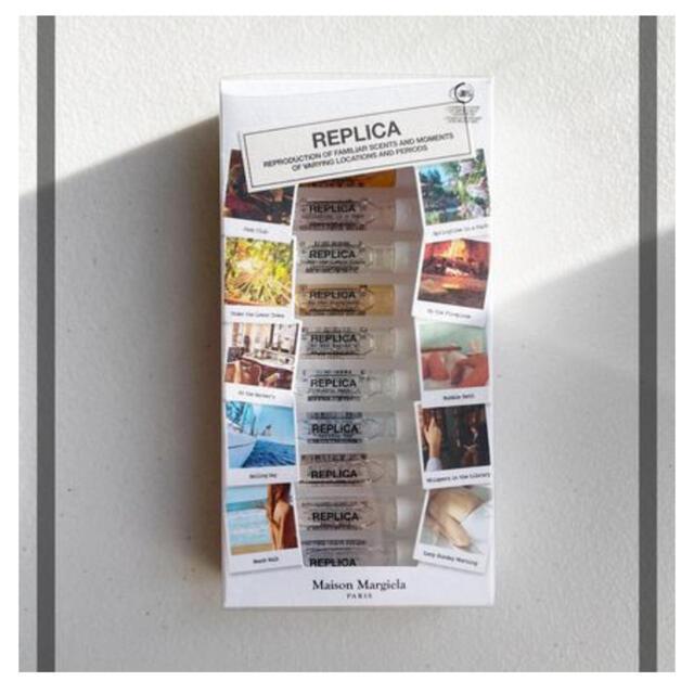 Maison Martin Margiela(マルタンマルジェラ)のメゾンマルジェラ 香水 REPLICA レプリカ 10本セット ディスカバリー コスメ/美容の香水(ユニセックス)の商品写真