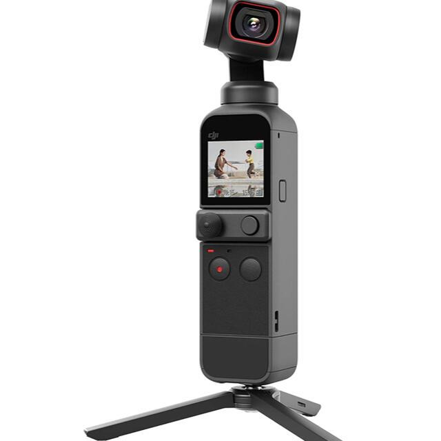GoPro(ゴープロ)のあおた様専用【国内正規品】 DJI POCKET 2 Creator コンボ 黒 スマホ/家電/カメラのカメラ(コンパクトデジタルカメラ)の商品写真