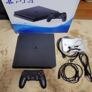 PlayStation4 - PlayStation®4 ジェット・ブラック 500GB CUH-2000A