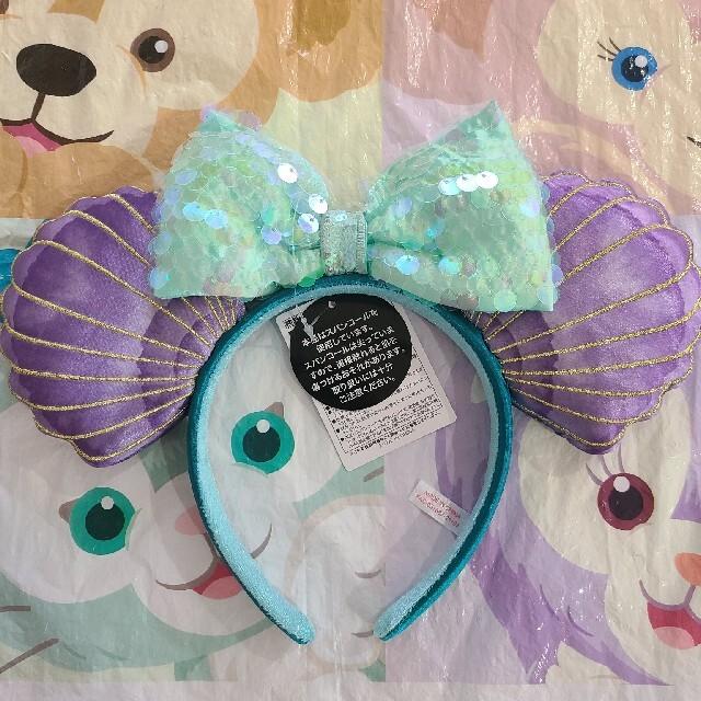Disney(ディズニー)のディズニー リトルマーメイド アリエル カチューシャ レディースのヘアアクセサリー(カチューシャ)の商品写真