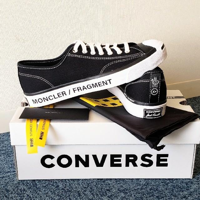 CONVERSE(コンバース)のコンバース × モンクレール × フラグメント メンズの靴/シューズ(スニーカー)の商品写真