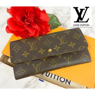 LOUIS VUITTON - 正規品 ヴィトン 長財布