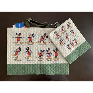 ディズニー(Disney)のディズニー レッスンバッグ&シューズバッグ 2点セット(バッグ/レッスンバッグ)