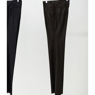 ジョンローレンスサリバン(JOHN LAWRENCE SULLIVAN)のLITTLEBIG Shiny Flare Trousers 20SS(スラックス)