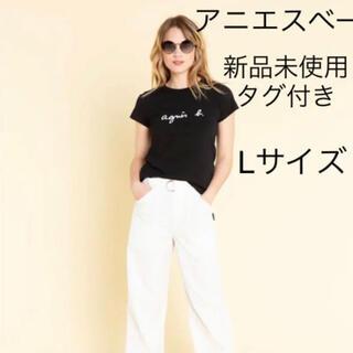 agnes b. - アニエスベー Tシャツ 黒 L