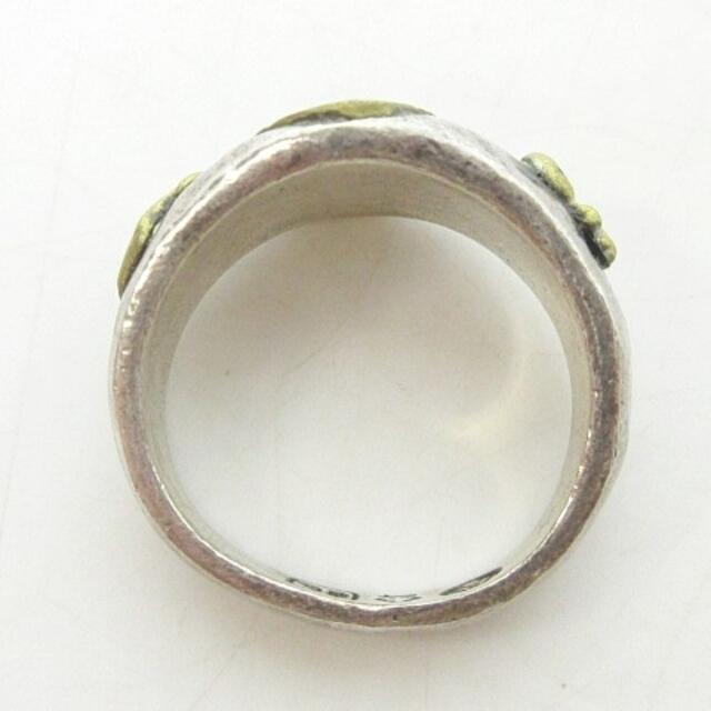 amp japan(アンプジャパン)のアンプジャパン Mary リング 指輪 マリア スカル 髑髏 シルバー 15号 メンズのアクセサリー(リング(指輪))の商品写真