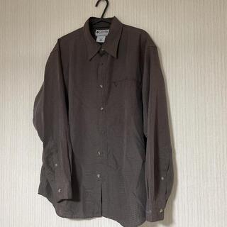 コロンビア(Columbia)のコロンビア GRT チェックシャツ 古着 リラックスシルエット(シャツ)