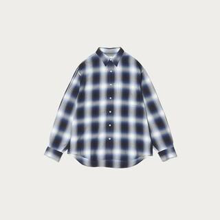 PHEENY - Pheeny オンブレチェックシャツ Ladies