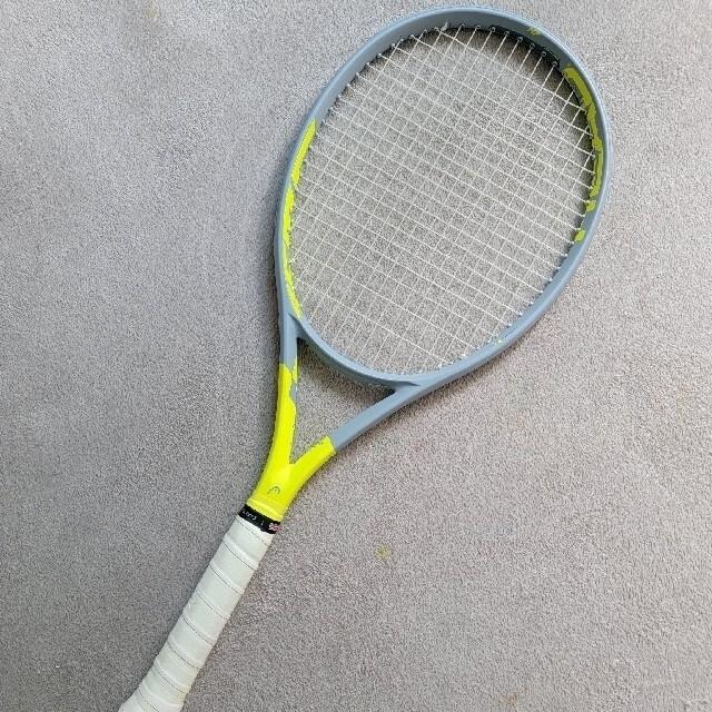 HEAD(ヘッド)のHead Extreme MPグリップ2   その1 スポーツ/アウトドアのテニス(ラケット)の商品写真