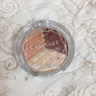 CANMAKE - キャンメイク アイニュアンス 31 ハニーオレンジ(