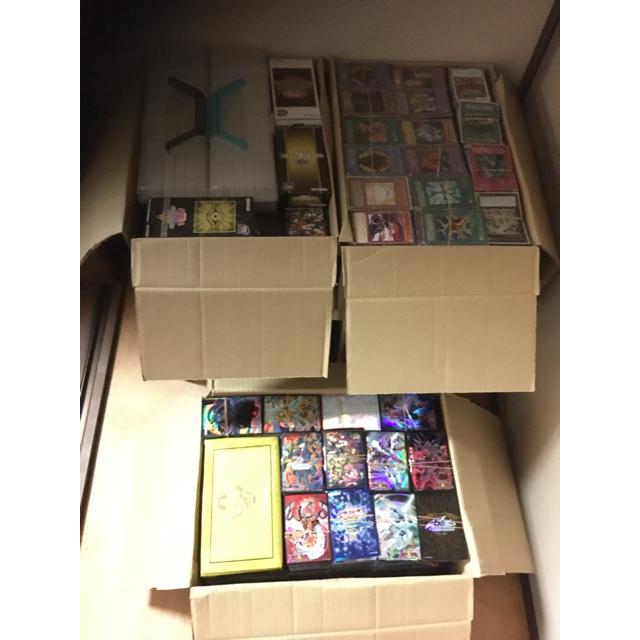 遊戯王(ユウギオウ)の遊戯王 引退品 まとめ売り 約40000〜45000枚 エンタメ/ホビーのアニメグッズ(カード)の商品写真