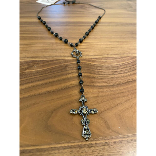ATELIER BOZ(アトリエボズ)のシェグリット クロス ネックレス 十字架 レディースのアクセサリー(ネックレス)の商品写真
