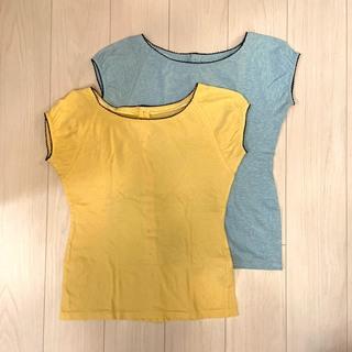 タケオキクチ(TAKEO KIKUCHI)のTakeo Kikuchi カットソー 2枚組(Tシャツ/カットソー(半袖/袖なし))