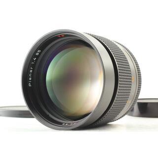 キョウセラ(京セラ)のコンタックス Contax PlanarT85mmF1.4mmj レンズ(レンズ(単焦点))