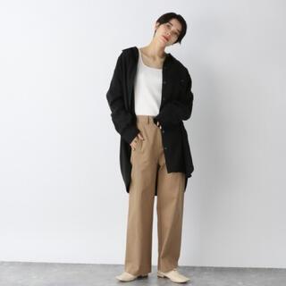 JEANASIS - JEANASIS ジーナシス シャツ 新品未使用 タグ付き ブラック