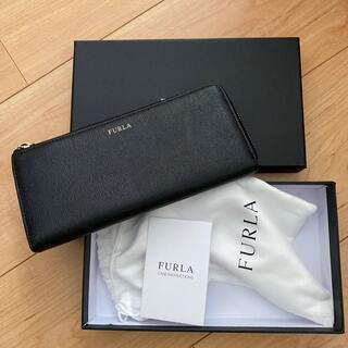 Furla - FURLA フルラ 長財布 黒