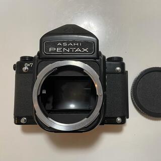 PENTAX - Pentax 6x7 67 ペンタックス 中判カメラ アイレベル
