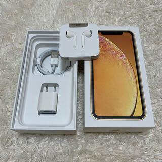 アップル(Apple)のiPhone10R 付属品(ヘッドフォン/イヤフォン)