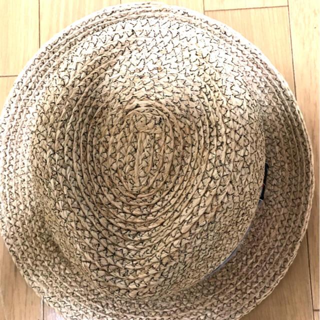 Vivienne Westwood(ヴィヴィアンウエストウッド)のりあら様 専用です♡ レディースの帽子(麦わら帽子/ストローハット)の商品写真