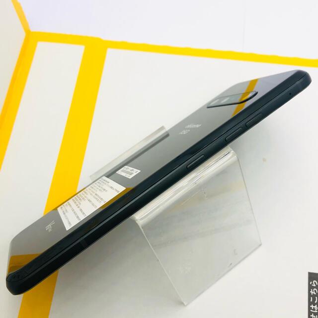 LG Electronics(エルジーエレクトロニクス)の2-51094中古美品SIMFREE LG V60 ThinQ 5G L-51A スマホ/家電/カメラのスマートフォン/携帯電話(スマートフォン本体)の商品写真