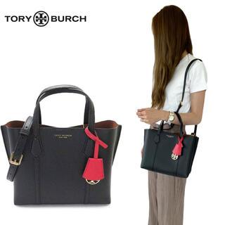 Tory Burch - トリーバーチ バッグ 56249 ペリー トリプルコンパートメント ブラック