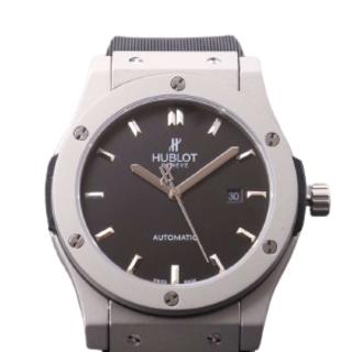 HUBLOT - 希少品!激レア!全自動式機械式メンズ腕時計