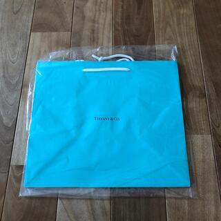 ティファニー(Tiffany & Co.)のティファニー紙袋(ショップ袋)