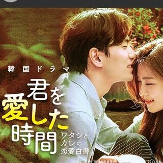韓国ドラマ 君を愛した時間 DVD