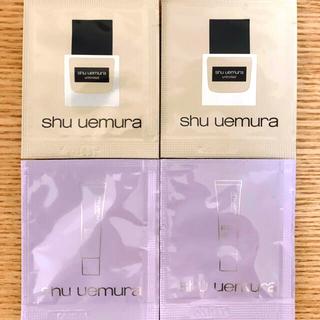 shu uemura - 【shu uemura】シュウウエムラ アンリミテッド ラスティング フルイド