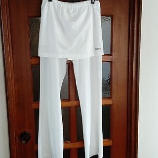 プリンス(Prince)のプリンススコート付きテニスパンツ Lサイズ(ウェア)