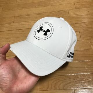 UNDER ARMOUR - アンダーアーマー ゴルフ用帽子