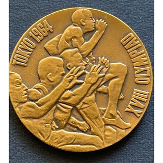 東京オリンピック 1964年 記念 メダル(貨幣)