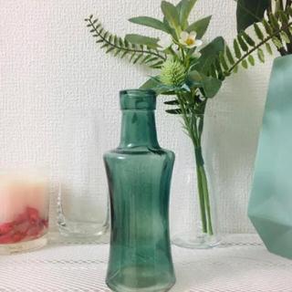 花瓶 フラワーベース フラワーポット シリンダー ガラス おしゃれ 北欧