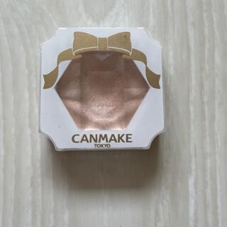 CANMAKE - キャンメイク(CANMAKE) クリームハイライター 01 ルミナスベージュ(2