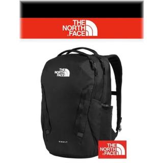 THE NORTH FACE - 【お買い得・新品)ノースフェイス vault リュック ブラック