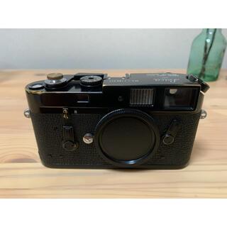 LEICA - Leica M4 後塗り ブラックペイント