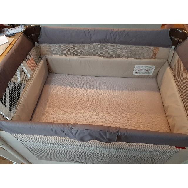 Aprica(アップリカ)のココネル エアー キッズ/ベビー/マタニティの寝具/家具(ベビーベッド)の商品写真