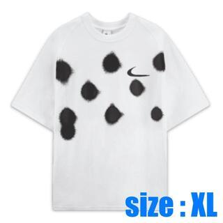 OFF-WHITE - Off-White x NIKE S/S TOP 白 XL