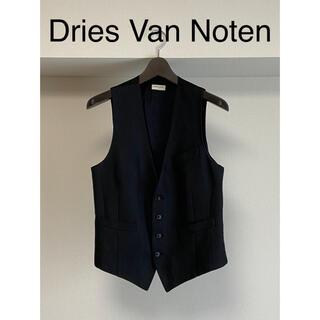 DRIES VAN NOTEN - 【再値下げ】Dries Van Noten  ベスト【早い者勝ち】