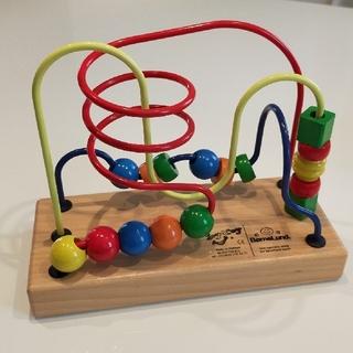 ボーネルンド(BorneLund)のボーネルンド Looping ルーピング 箱付き(知育玩具)