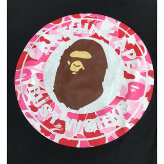 アベイシングエイプ(A BATHING APE)の初期 ア ベイジング エイプ Tシャツ Busy Works APE カモ 限定(Tシャツ(半袖/袖なし))