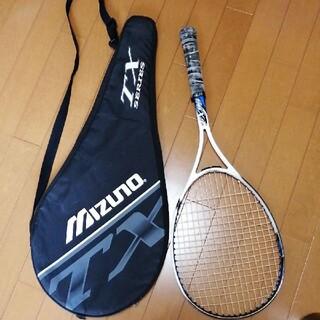 ミズノ(MIZUNO)の✤軟式テニスラケット+テニスラケットケース✤ ②(ラケット)