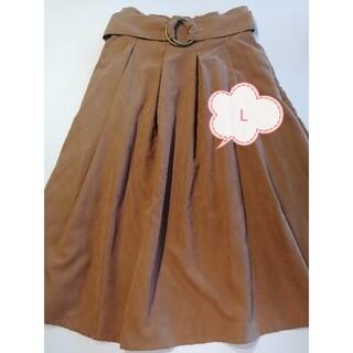 アベイル(Avail)のスカート Lサイズ(ひざ丈スカート)