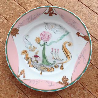 シセイドウ(SHISEIDO (資生堂))の資生堂花椿会・オリジナルノベルティ 飾り皿(食器)