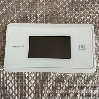 エーユー(au)のwifi ルーター モバイル wimax2+ UQ   (PC周辺機器)