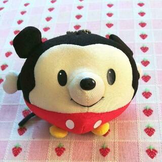 ディズニー(Disney)のミッキー♡マスコットキーホルダー(キーホルダー)