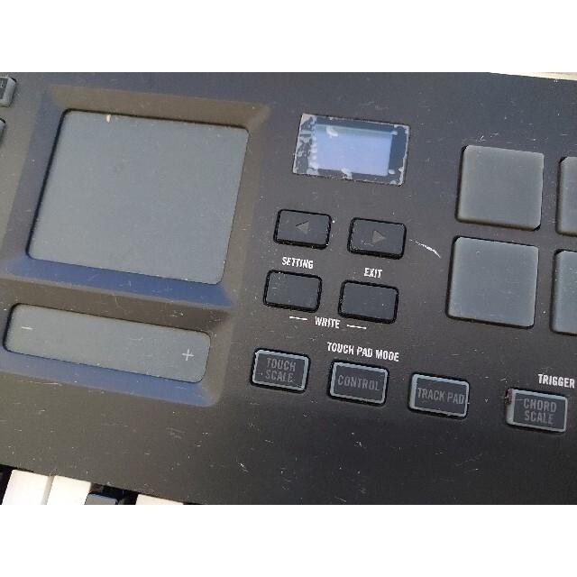 KORG(コルグ)のKORG Taktile 49 楽器のDTM/DAW(MIDIコントローラー)の商品写真