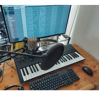 コルグ(KORG)のKORG Taktile 49(MIDIコントローラー)