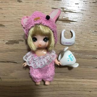 かんてん様専用!リカちゃんの三つ子の妹、カコちゃんとミキマキちゃん服(キャラクターグッズ)