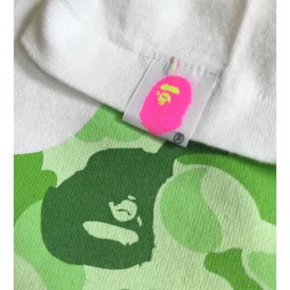 アベイシングエイプ(A BATHING APE)の初期 APE カモ BAPY5周年 Tシャツ / ベイシング エイプ 限定 レア(Tシャツ(半袖/袖なし))